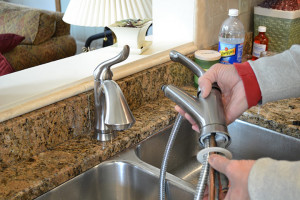 Faucets Installation