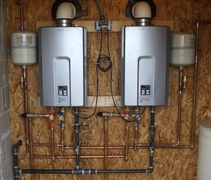 Tankless Water Heater Installation & Repair New Orleans, LA