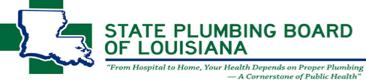 State Plumbing Board Logo