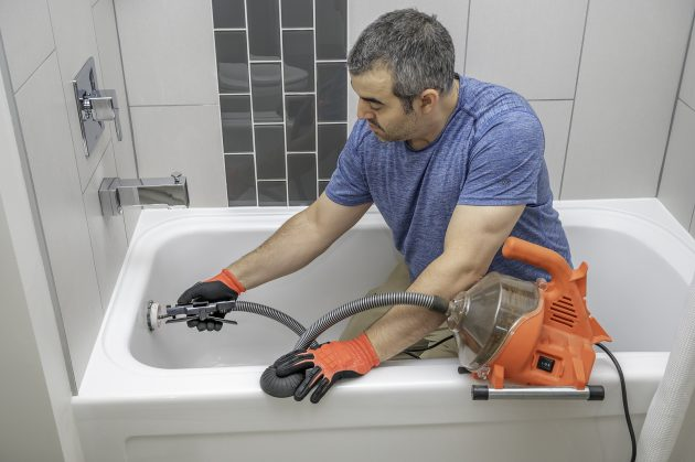 How Do I Fix a Slow Bathtub Drain?